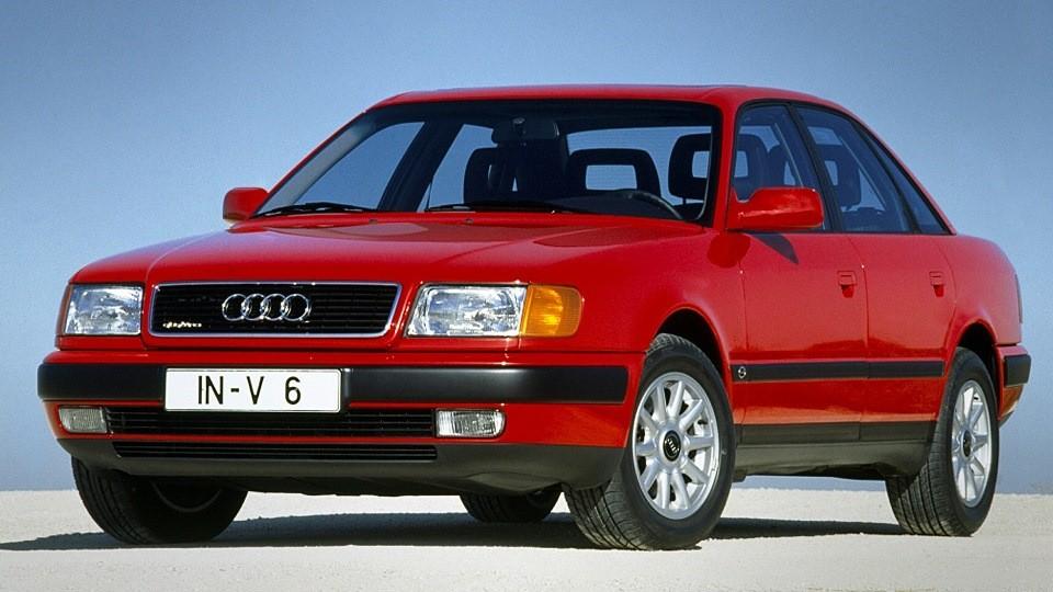 Audi 100 C4 – последняя «сотня» перед А6