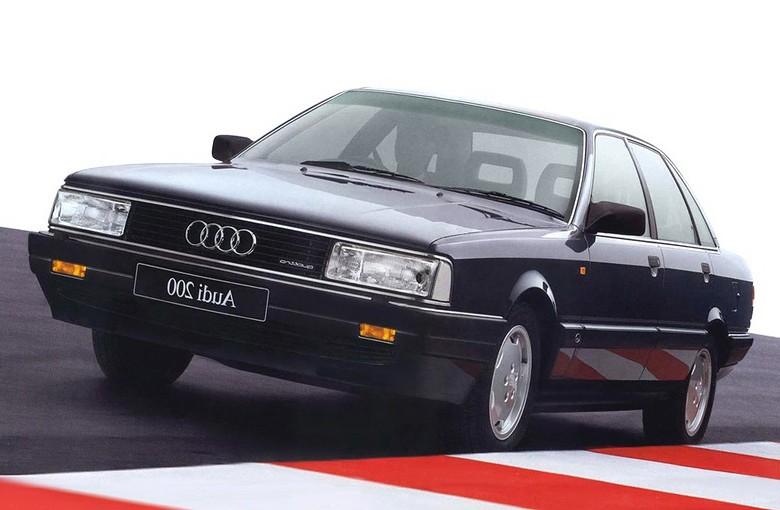 Audi 200 – богатый брат легендарной «сотни»