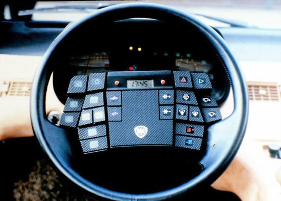 руль 1980 Lancia Medusa