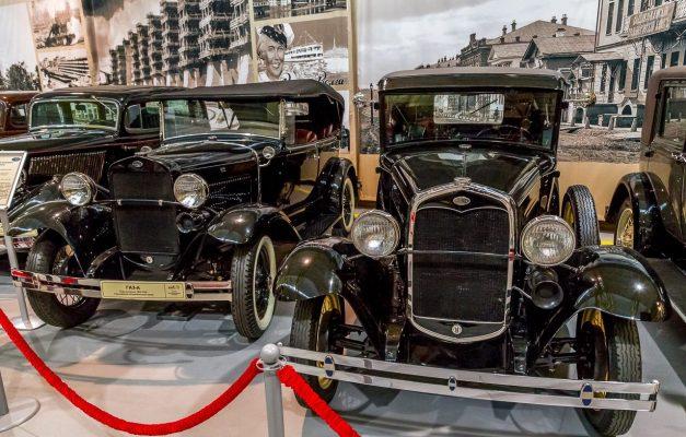 Советские автомобили, взявшие начало от иномарок