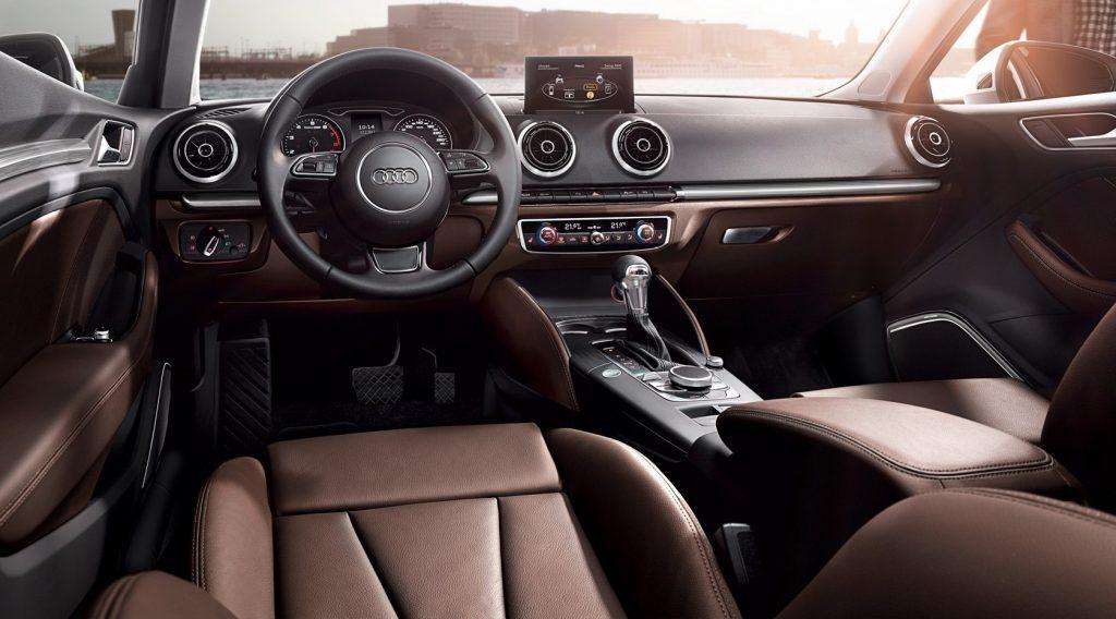 Audi А3 салон.