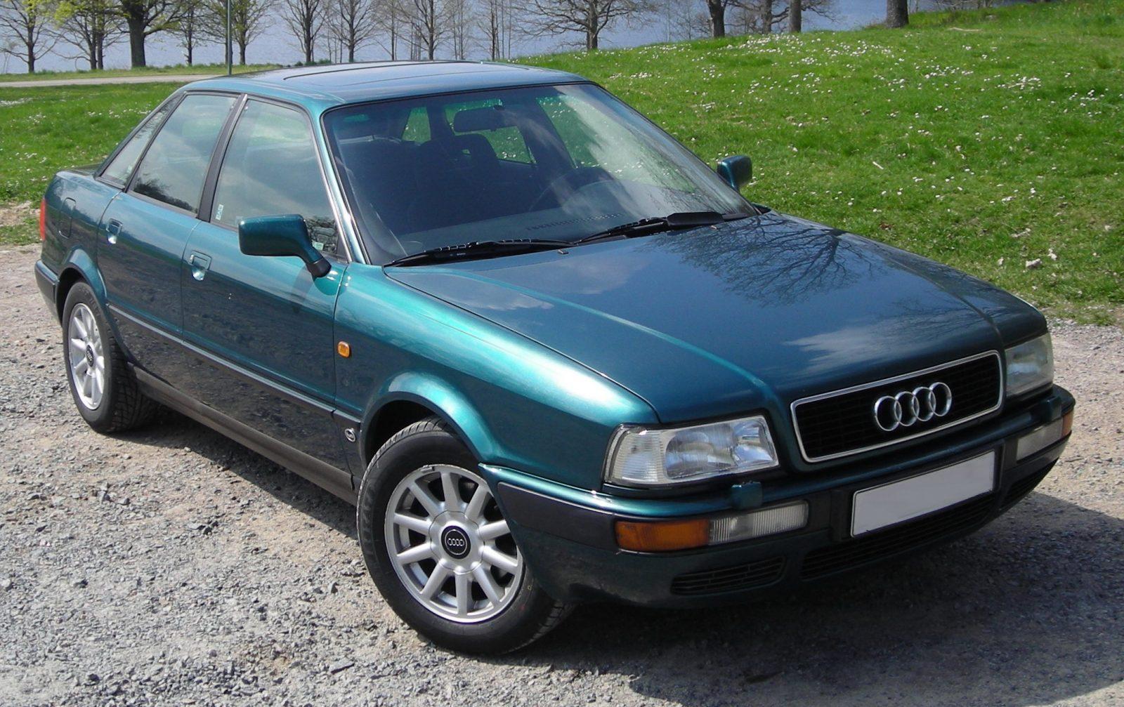 Audi 80 B4 – покорение Европы и Америки с комфортом