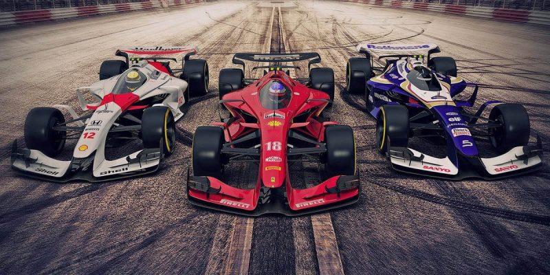 Рейтинг лучших болидов в истории «Формулы 1»