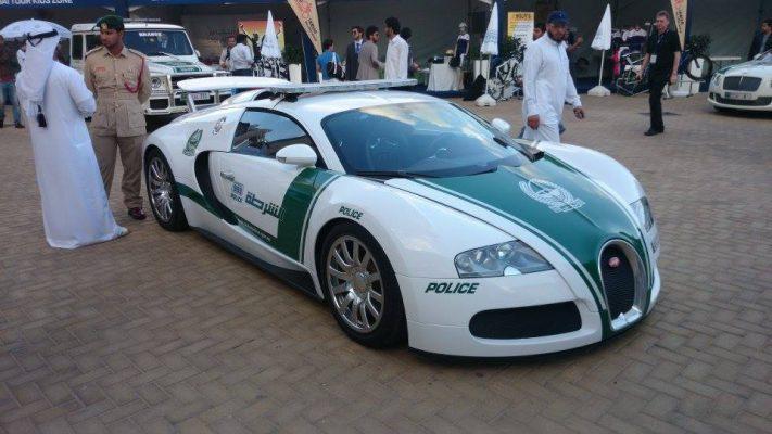 Бугатти Вайрон, Объединённые Арабские Эмираты