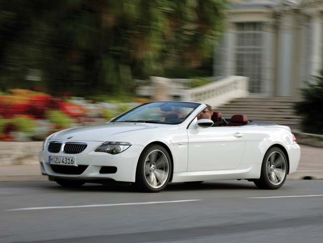 BMW М6 E64.