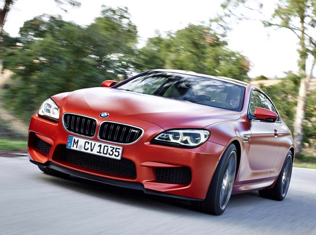 BMW М6 F13