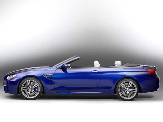 BMW М6 F12.