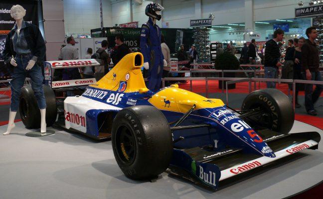 Уильямс FW14B