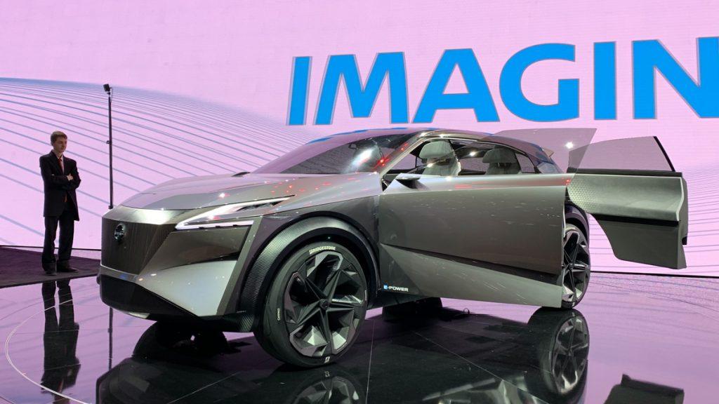 Nissan IMQ.