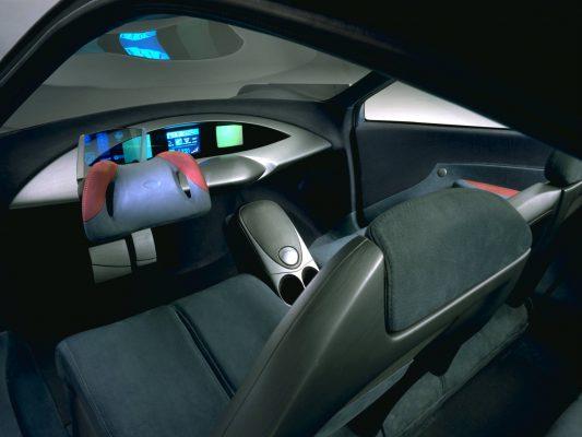 руль Ford Synergy 2000