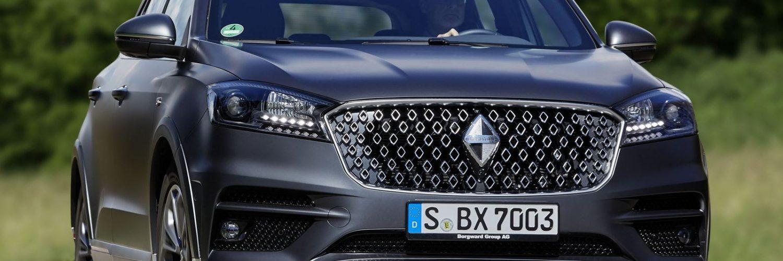 Borgward BX7 – возродившийся феникс автопрома