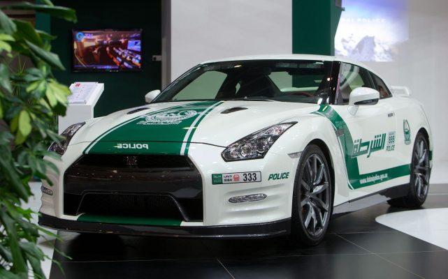 Ниссан GT-R, Объединённые Арабские Эмираты