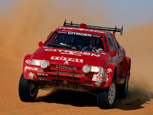 Citroen ZX Rallye Raid