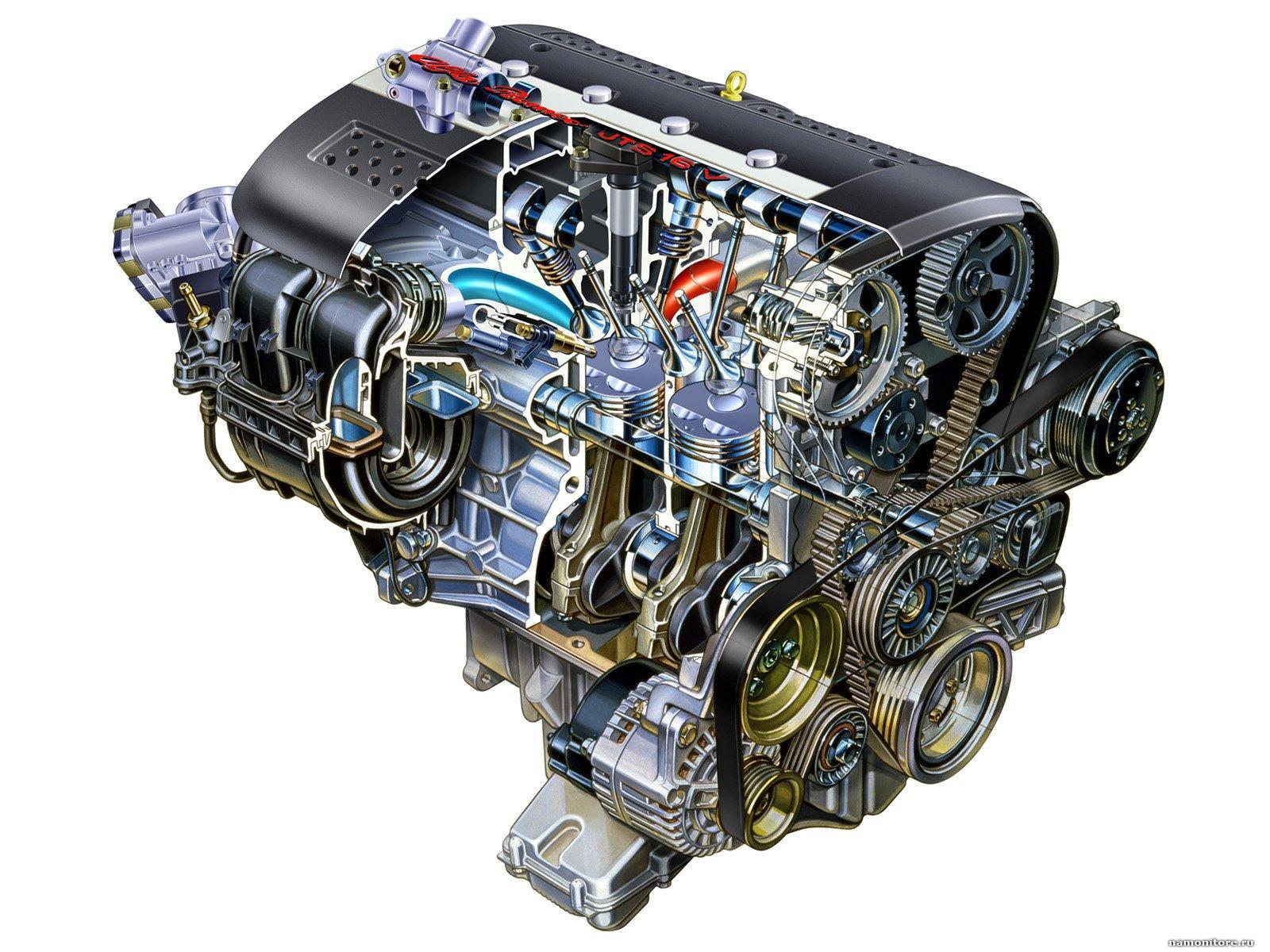 Объём двигателей авто и с чем его едят