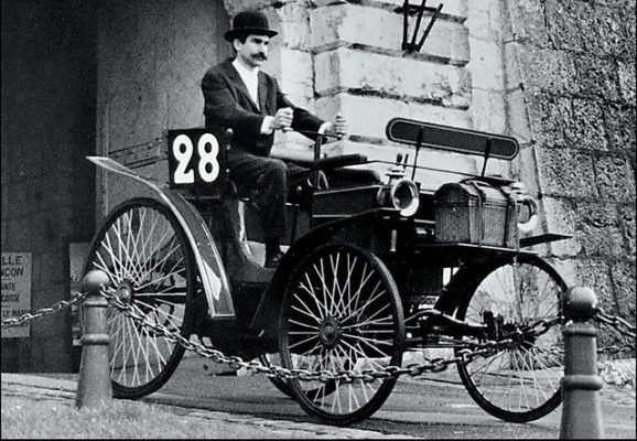 Рекорды скорости на автомобиле