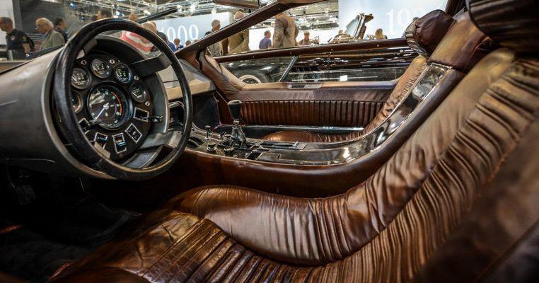 руль 1971 Maserati Boomerang