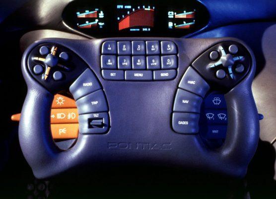 руль 1987 Pontiac Pursuit
