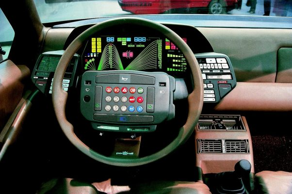 руль 1982 Lancia Orca