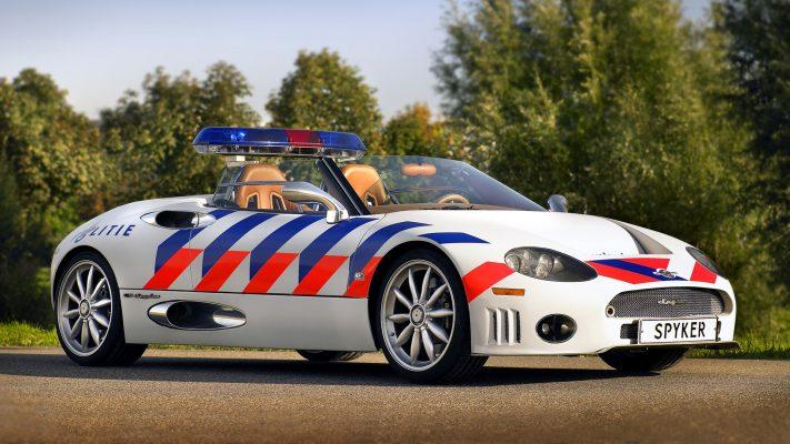 Spyker C8, Нидерланды