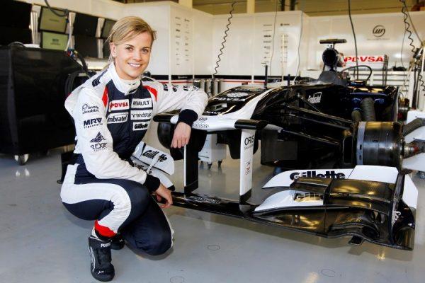 5 женщин за рулём Формулы 1