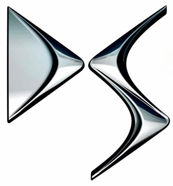логотип ситроен ДС