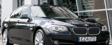 BMW 530d F10.