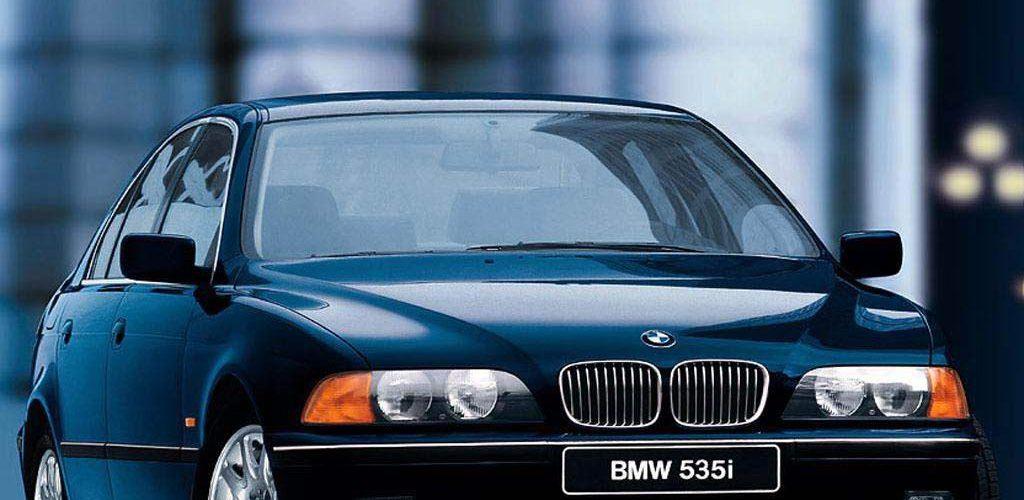 BMW 535.