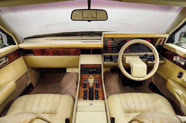 Aston Martin Lagonda (1984)