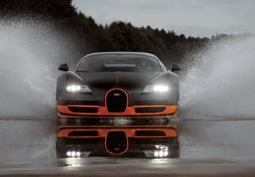 Bugatti Veyron — основные характеристики