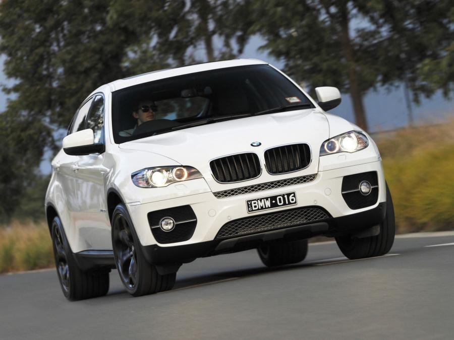 BMW X6 xDrive30d.