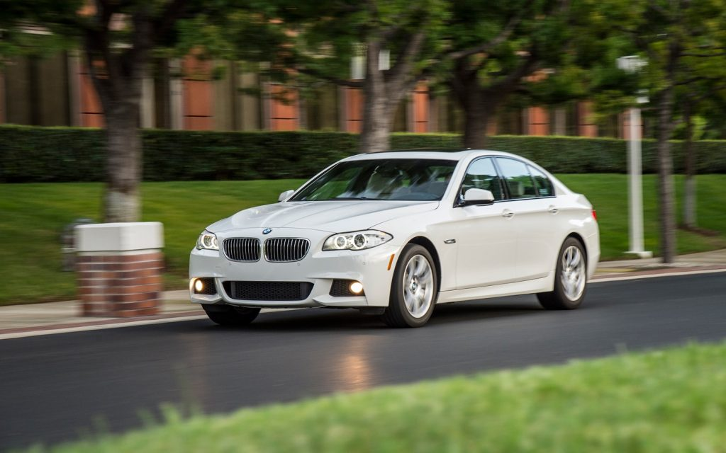BMW 528i F10.