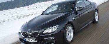 BMW 640d.