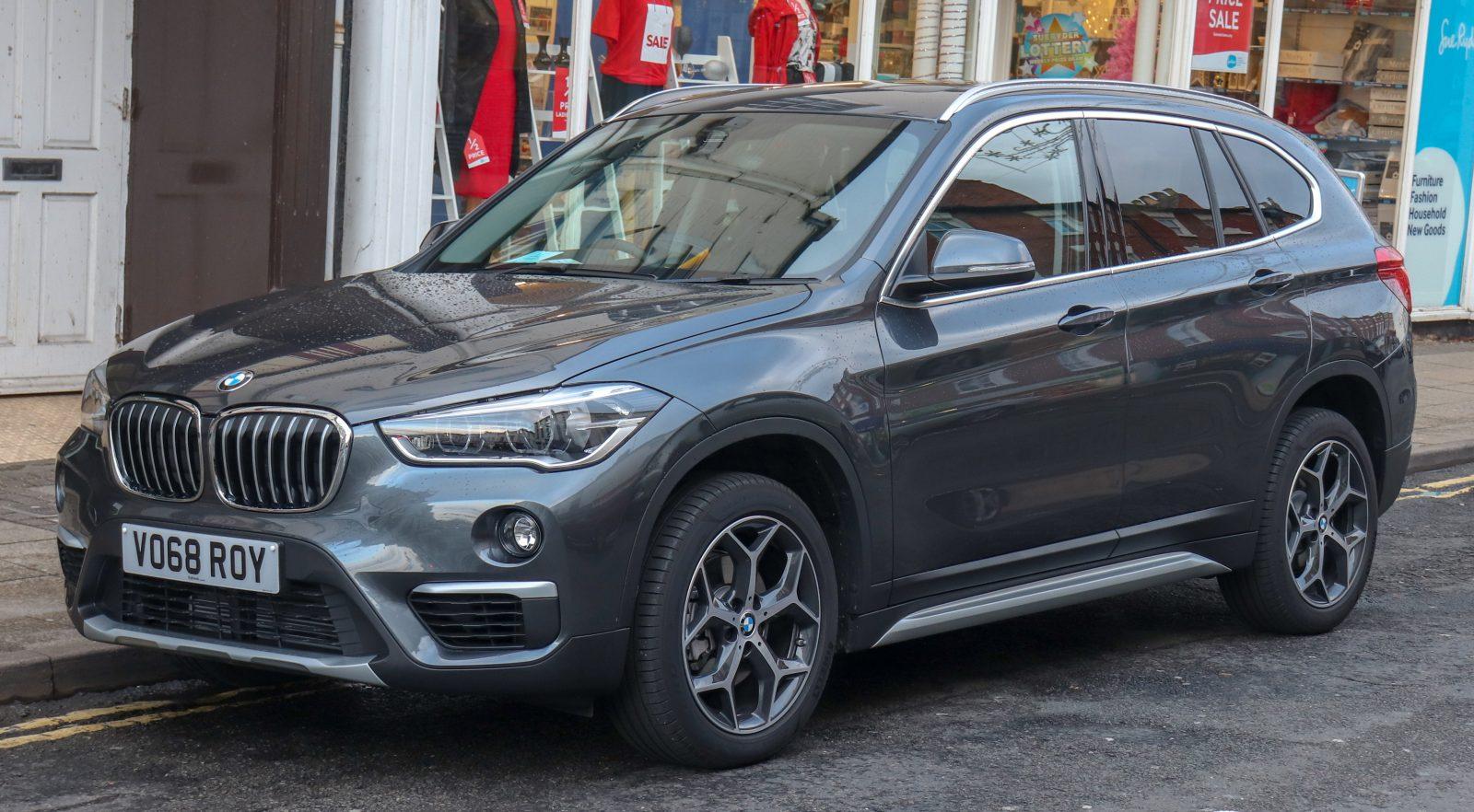 BMW X1 – самый надёжный «старичок»