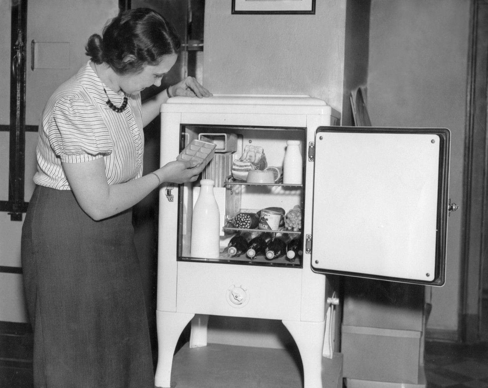 холодильник 1910