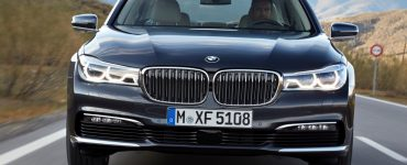BMW G11.