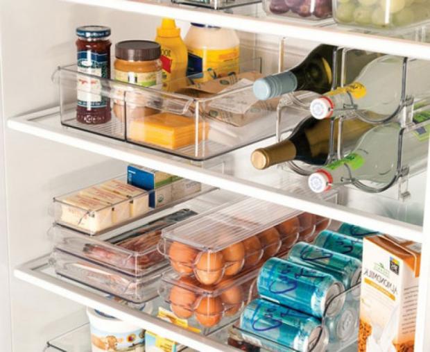 Правильное хранение продуктов