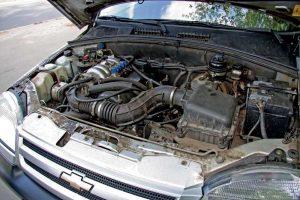 переделка двигателя