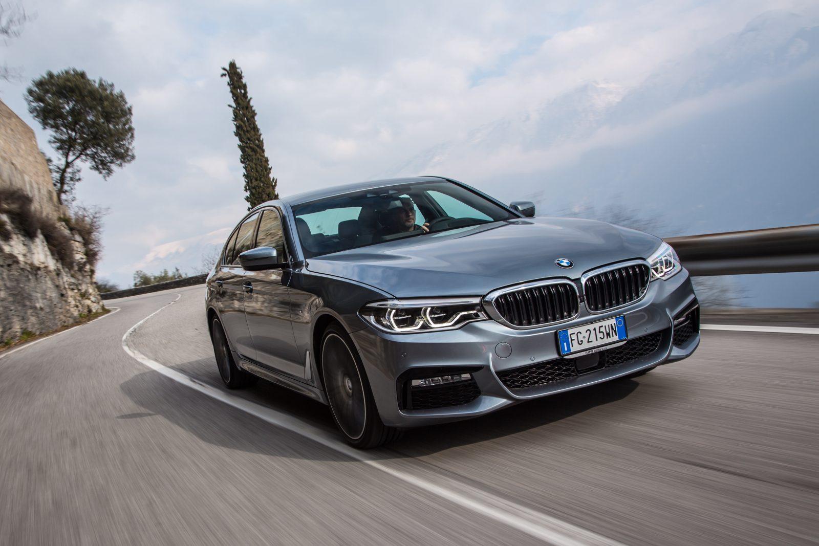 BMW 530d G30.