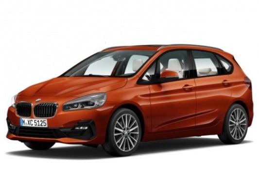 BMW второй серии Active Tourer.