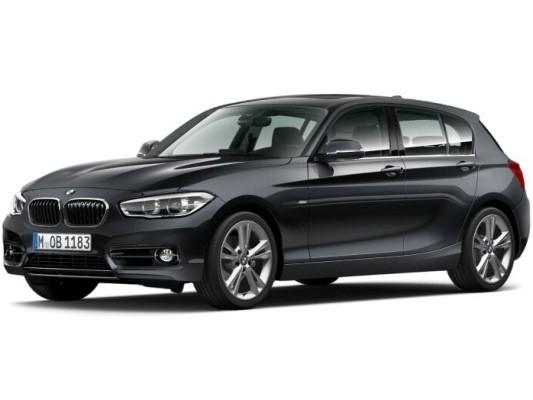 BMW 1 хэтчбек пятидверный.