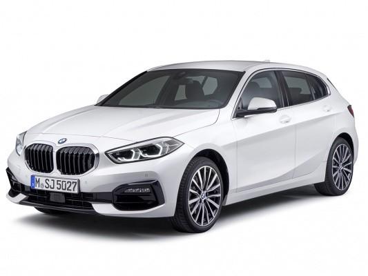 BMW 1 хэтчбек пятидверный (рестайлинг).