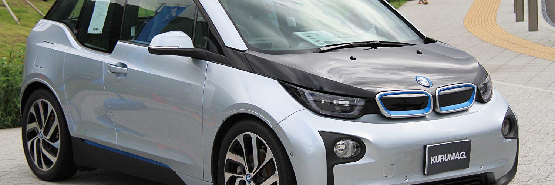 BMW I3 – «зелёный» первопроходец Германии