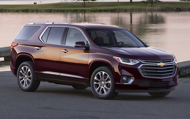 Chevrolet-Traverse-Premier