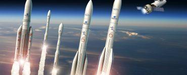 Космические ракеты