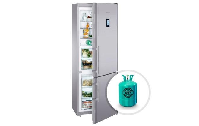 Признаки утечки фреона в холодильнике