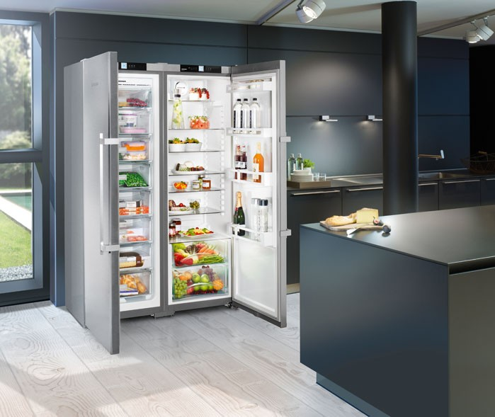 Холодильник сай бай сайд