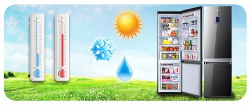 Климатический класс холодильников