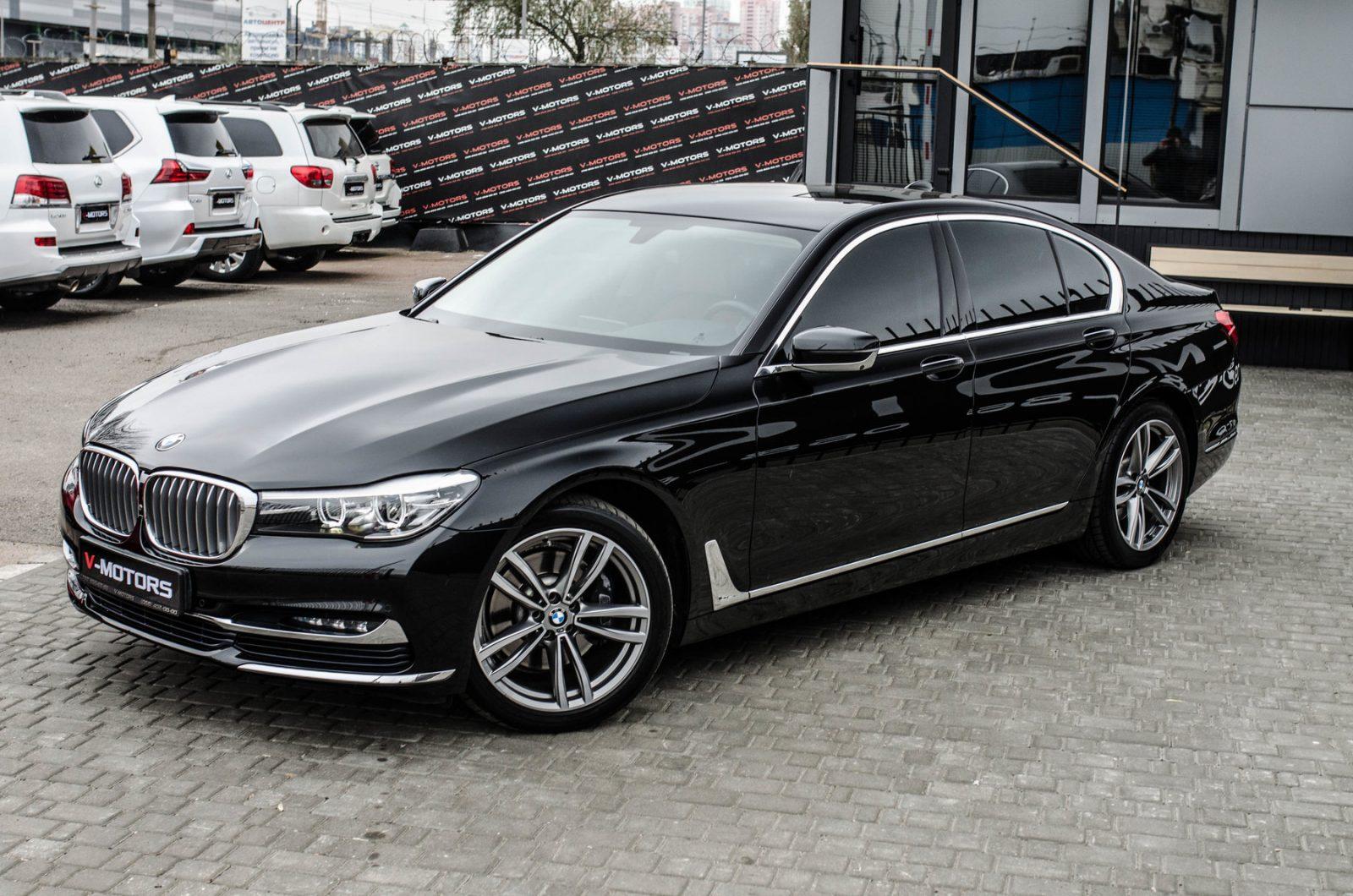 BMW 730i 2018 г.