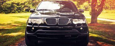 BMW X5 E53.