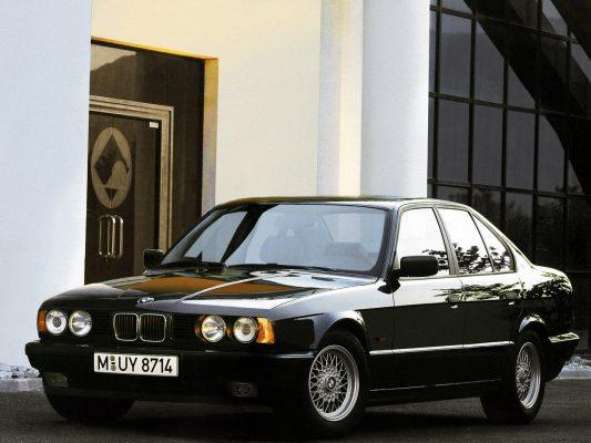 BMW 5-й серии (E34)